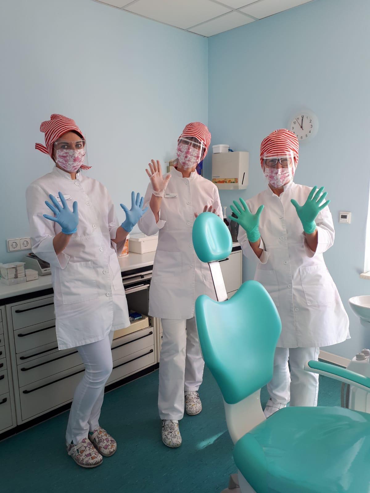 Praxisteam Zahnarztpraxis Silke Strathe